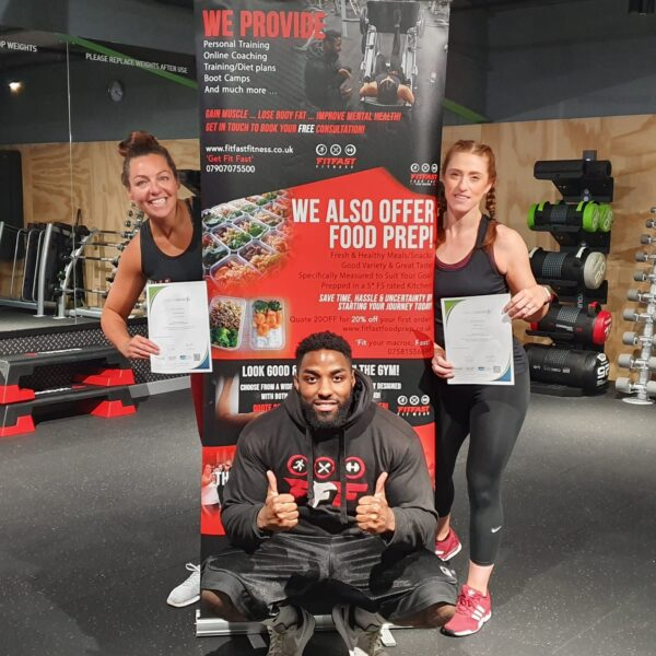 LEVEL 2 CERTIFICATE IN FITNESS INSTRUCTING (GYM-BASED EXERCISE)